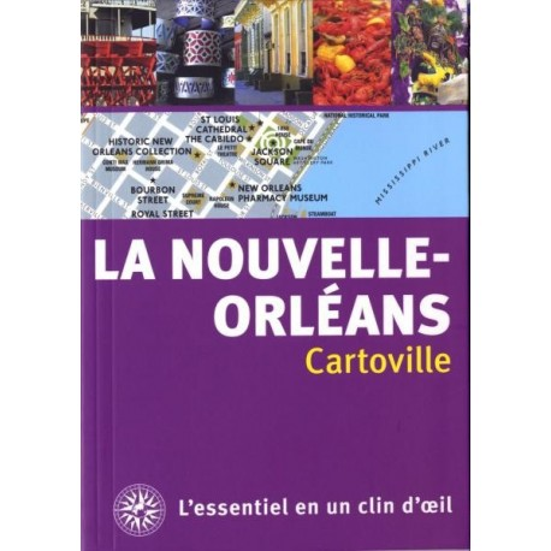 Achat Nouvelle-Orléans - Cartoville 2011