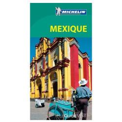 Achat Guide Vert Mexique - Michelin