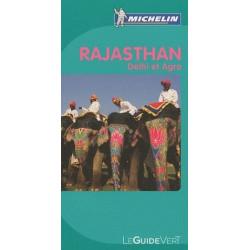 Achat Guide Vert Rajasthan - Delhi et Agra - Michelin