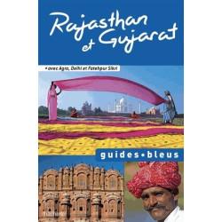 Achat Rajasthan-Gujarat - Agra-Delhi-Fatehpur Sikri - Guides Bleus 2018