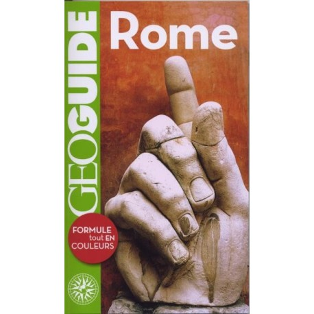 Achat Geoguide Rome Guide Gallimard