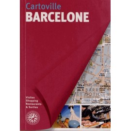 Achat Cartoville Barcelone - Guide Gallimard Barcelone