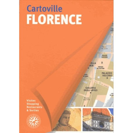 Achat Cartoville Florence - Guide Gallimard Florence
