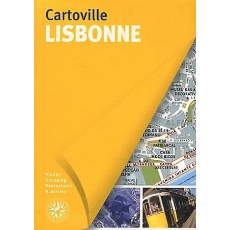 Achat Cartoville Lisbonne - Guide Gallimard Lisbonne