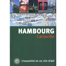 Achat guide voyage Cartoville Hambourg - Gallimard