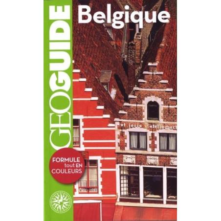 Achat Geoguide Belgique Guide Gallimard