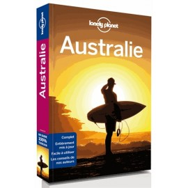 Achat Australie - Lonely Planet