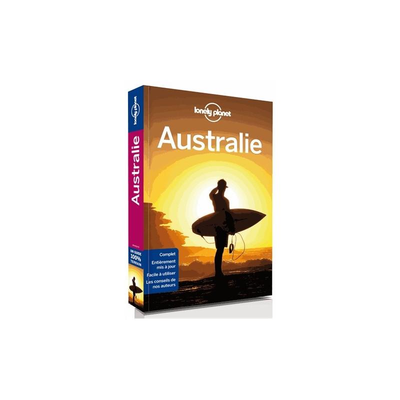 Carte Australie Lonely Planet.Achat Australie Lonely Planet
