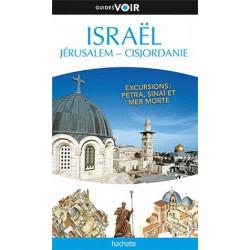 Guides Voir - Israël Jérusalem - Cisjordanie