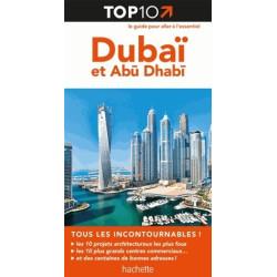 Achat Top 10 Dubaï et Abu Dhabi - Hachette