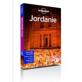 Achat Jordanie - Lonely Planet