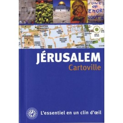 Achat Cartoville Jérusalem - Gallimard