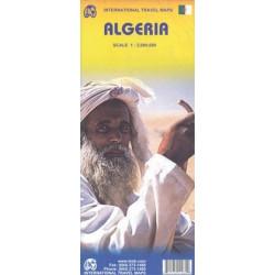 Achat Carte routière - Algérie - ITM