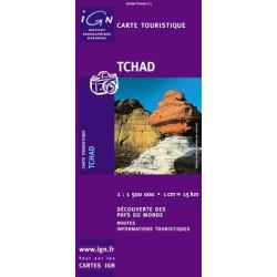 Achat Carte routière - Cap Vert - ITM
