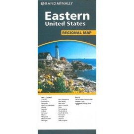 Achat Carte routière - Eastern United States - Rand Mac Nally