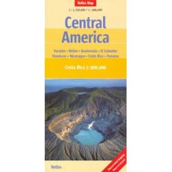 Achat Carte routière - Amérique Centrale - Nelles