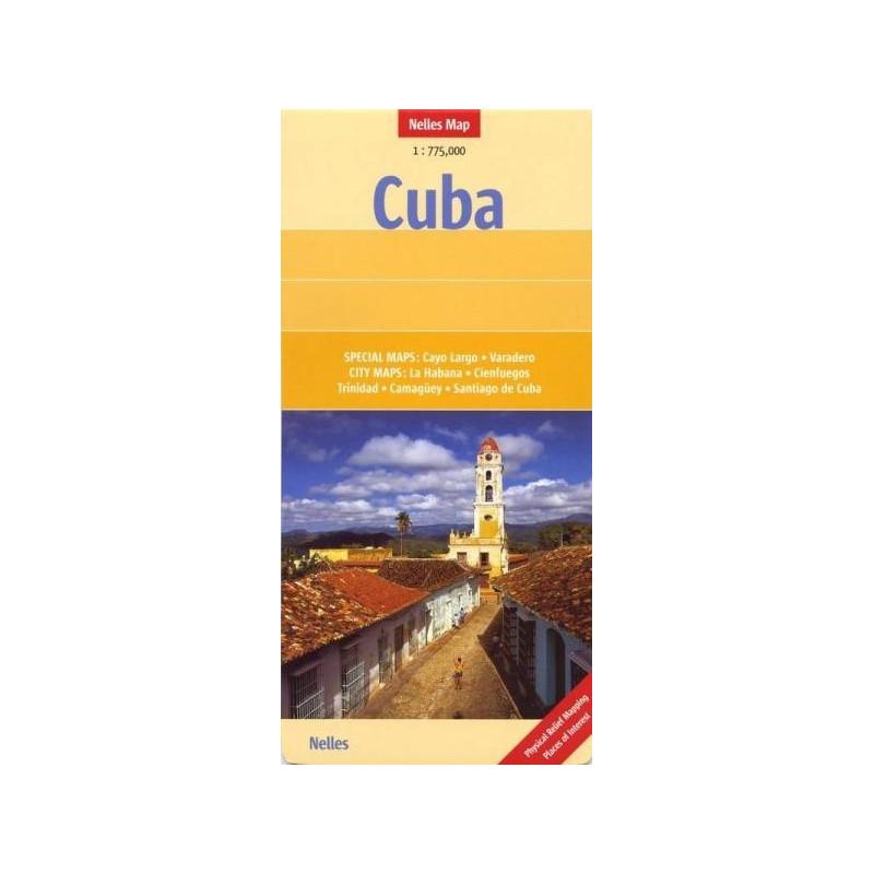 Achat Carte routière   Cuba   Nelles