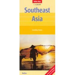 Achat Carte routière - Asie du Sud Est - Nelles