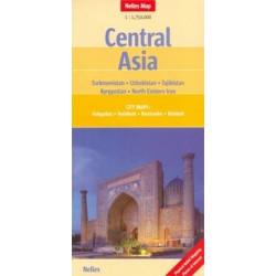 Achat Carte routière - Asie Centrale - Nelles