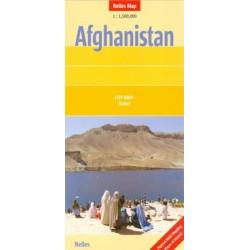 Achat Carte routière - Afghanistan - Nelles