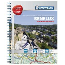 Achat Atlas routier Michelin - Benelux et France nord 2018
