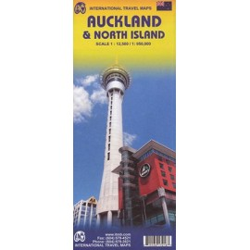 Auckland city / North island - ITM