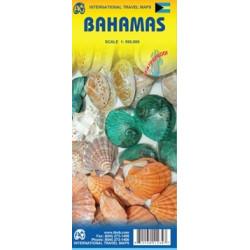 Achat Carte routière - Bahamas - ITM
