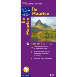 Ile Maurice - IGN