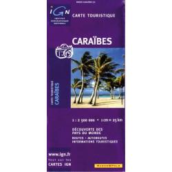 Caraibes - IGN