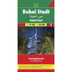 Achat Plan de ville - Dubai City - Freytag