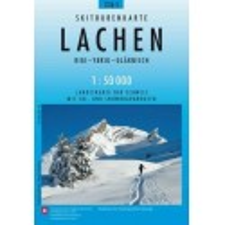 Achat Carte ski randonnée swisstopo - Lachen - 236S