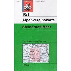 Achat Carte ski randonnée - Berchtesgadener Alpen   - Alpenverein 10/1S
