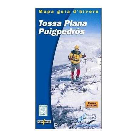 Achat Carte ski randonnée - Tossa Plana Puigpedros - Alpina