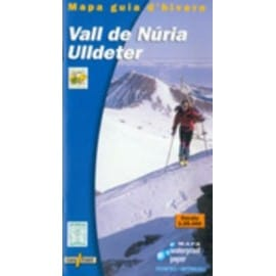 Achat Carte ski randonnée - Vall de Nuria Ulldeter - Alpina