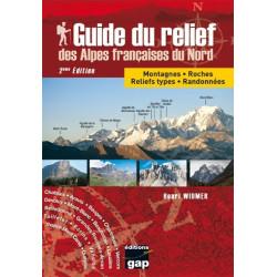 Achat Guide du relief des Alpes françaises du Nord - Gap