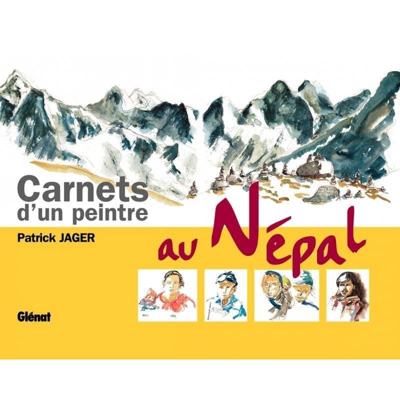 Achat Carnets d'un peintre au Népal - Glénat