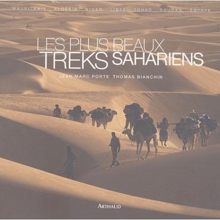 Achat Les plus beaux treks sahariens - Arthaud