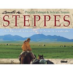 Achat Carnets de steppes : A cheval à travers l'Asie Centrale - Glénat