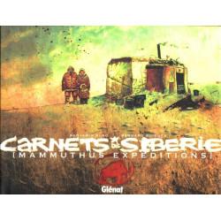 Achat Carnets de Sibérie - Glénat