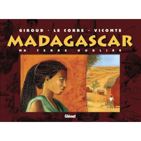 Achat Madagascar, ma terre oubliée - Glénat