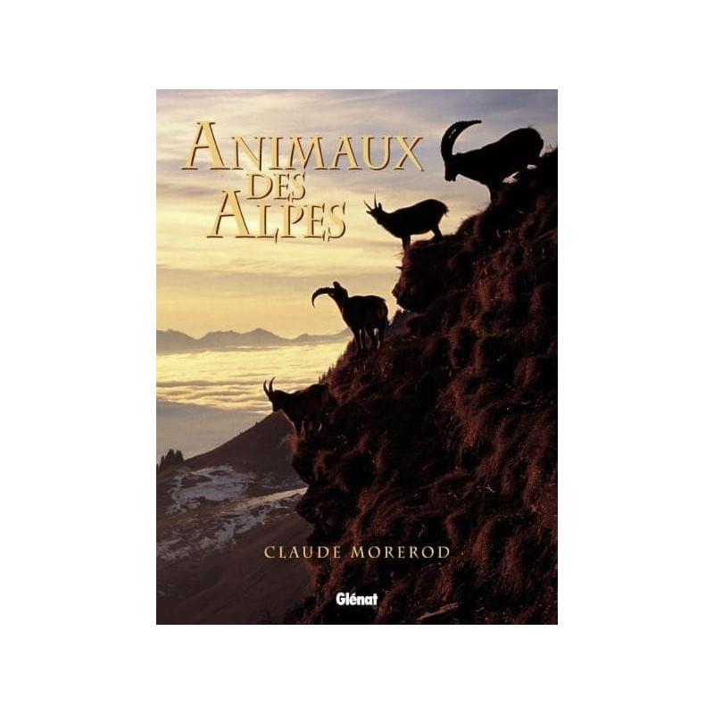 Achat Animaux des Alpes - Glénat