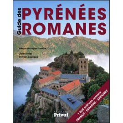 Achat Guide des Pyrénées Romanes - Privat