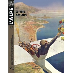 Achat L'Alpe n °52, La voie des airs - Glénat