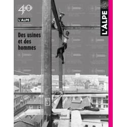 Achat L'Alpe n° 40, Des usines et des hommes - Glénat