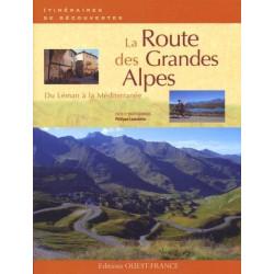Achat La Route des Grandes Alpes - Ouest France