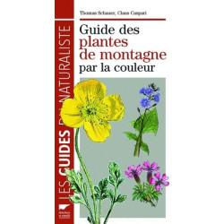 Achat Guide des plantes de montagne par la couleur - Delachaux