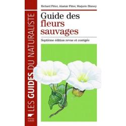 Achat Guide des fleurs sauvages - Delachaux