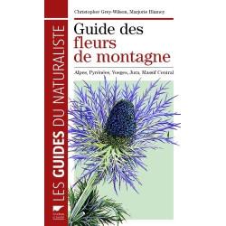 Achat Guide des fleurs de montagne - Alpes, Pyrénées, Vosges, Jura, Massif central - Delachaux