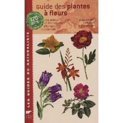 Achat Guide des plantes à fleurs, arbres et arbustes d'Europe occidentale - Delachaux