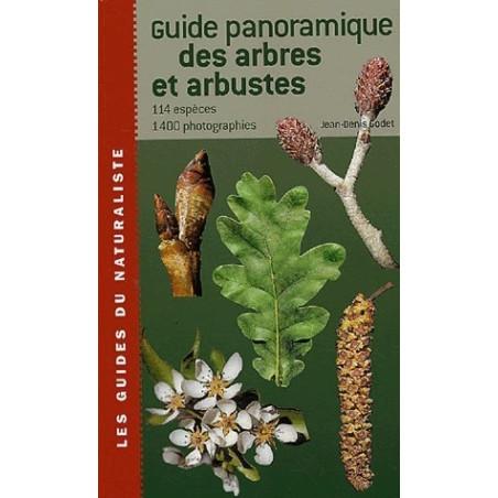 Achat Guide panoramique des arbres et arbustes - Delachaux